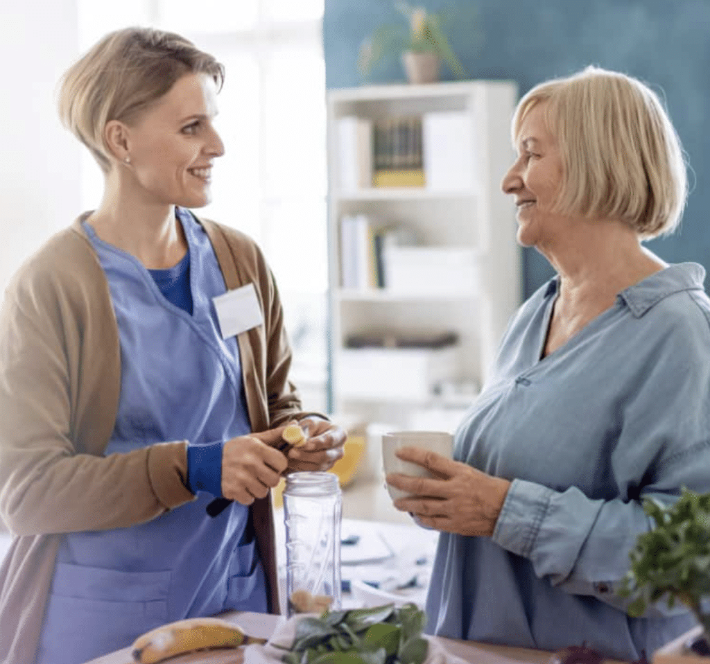 Top Home Care in New Milford CT