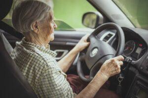 Elderly Care in Newtown CT: Driving