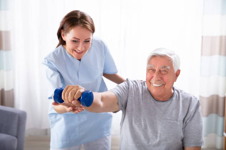 Senior Health: Muscle Loss